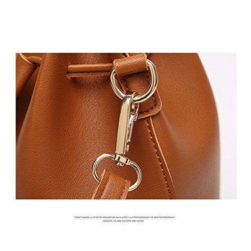 Small Bag Mobile The Tassel Bag Shoulder Casual XIAOLONGY Slung Korean Of Version White Female Bag 4A0ZS