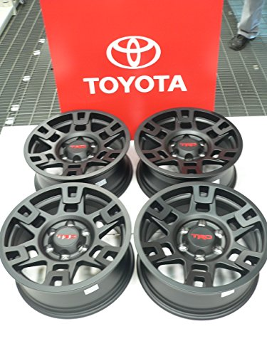 Toyota 4 Runner Aluminum Wheels