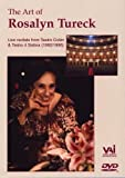 The Art of Rosalyn Tureck: Live Recitals from