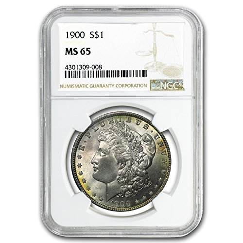 1900 Morgan Dollar MS-65 NGC $1 MS-65 NGC
