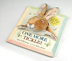 """From the creators of Guess How Much I Love You comes a brand-new, lovable, huggable novelty book featuring a soft plush puppet.Little Nutbrown Hare wants to know if Big Nutbrown Hare is ticklish. """"Can I tickle your ears? Is your nose tickly, ..."""