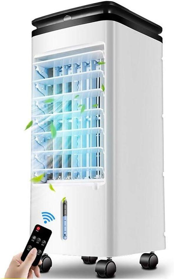 DGLIYJ エアコンのファン、リモート・コントロールタイミング清浄器が付いている空気クーラーの二重水漕3家庭用空気クーラーのための風速扇風機