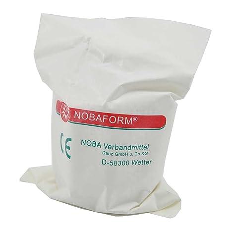 10 x Noba Forma® – 2 m, compresas de yeso, yeso, encuadernación