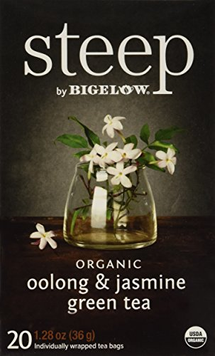 Bigelow Organic Oolong Jasmine Tea product image