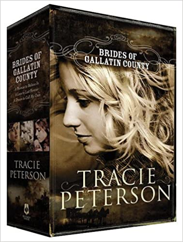 a promise to believe in the brides of gallatin county book 1 peterson tracie