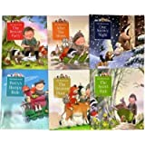 Percy the Park Keeper Pack, 6 books, RRP £41.95 (The Rescue Party; One Snowy Night; Percy's Bumpy Ride; The Secret Path; After the Storm; The Treasure Hunt).