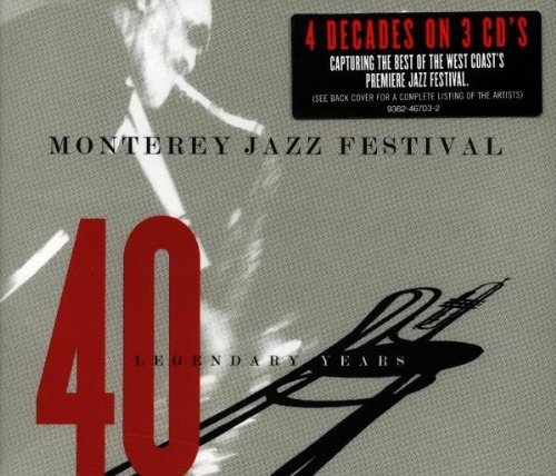 Monterey Jazz Festival: 40 Legendary Years by Warner Bros / Wea