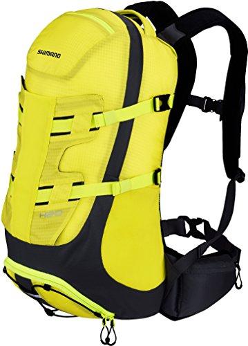 Shimano Hotaka 20 L Unisex Bikerucksack EBGDPMGQW20-UR0 Lime Yellow