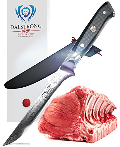 "DALSTRONG Boning Knife - Shogun Series - VG10 - 6"" (152mm)"