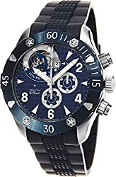 Zenith Defy Classic Sea Tourbillon Men's Automatic Chronograph Swiss Diver's Watch 03.0529.4035/51.R674