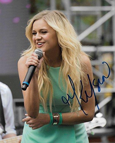 Kelsea Ballerini Country Singer hand SIGNED 8x10
