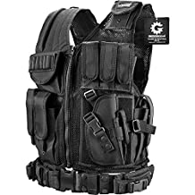 Barska Loaded Gear VX-200 Right Hand Tactical Vest
