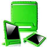 Fintie iPad 2/3/4 Kiddie Case - Light Weight Shock Proof Convertible Handle Stand Kids Friendly for Apple iPad 4th Generation With Retina Display, the iPad 3 & iPad 2 - Green