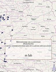 Répertoire de campings POLOGNE (avec coordonnées gps et cartes détaillées)