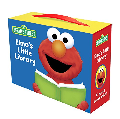 - Elmo's Little Library (Sesame Street)