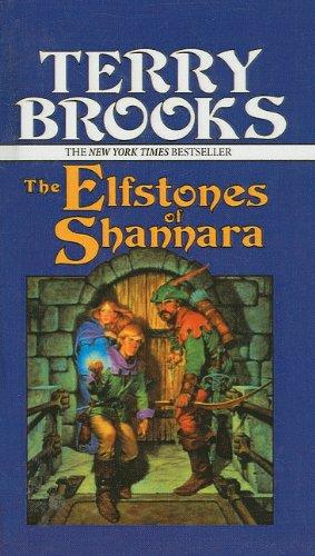 book cover of The Elfstones of Shannara