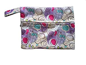 Zip Mini Wet Bag (1 PC, WSDD9)
