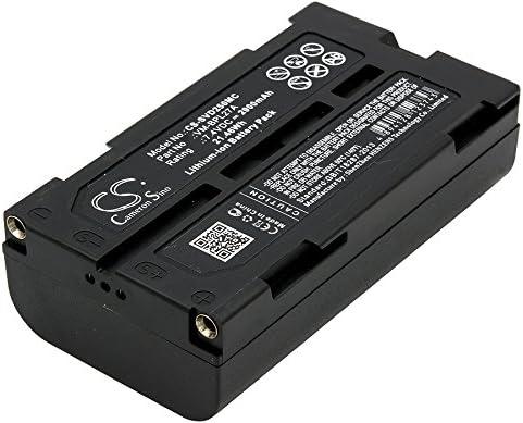 NV-GS100K NV-GS10B Cameron-Sino CS Spare Battery for Panasonic Camera NV-GS10