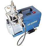 110V High Pressure Air Pump Electric PCP Air Compressor for Airgun Scuba Rifle 30MPA