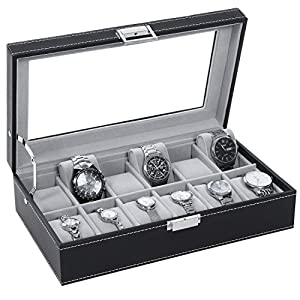BEWISHOME Watch Box SSH03B