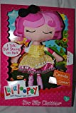 Best Lalaloopsy Friends Christmas - Lalaloopsy Sew Silly Chatters Soft Doll - Crumbs Review