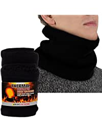 Arctic (2 Pack) Thick Heat Trapping Thermal Neck Warmers