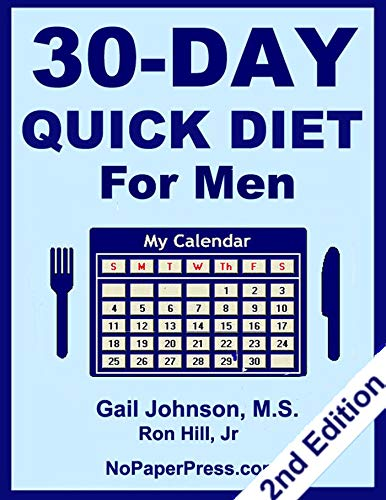 30-Day Quick Diet for Men