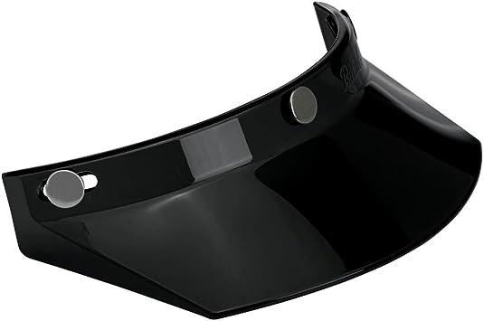 Amazon.com: Biltwell 3-Snap Motocross casco visera (Negro ...