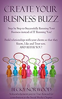 Create Your Business Buzz Successfully ebook product image