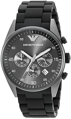 Emporio Armani Men's AR5889 Sport Black Watch ()