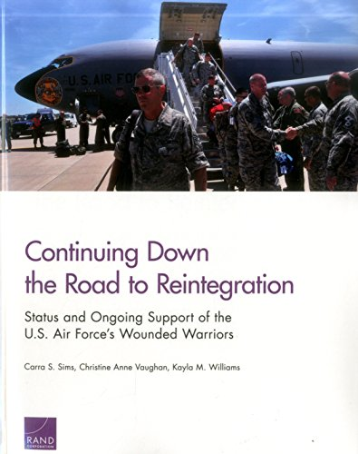 Continuing Down the Road to Reintegration: Status and Ongoing Support of the U.S. Air Force's Wounded Warriors