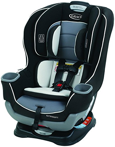graco extend2fit convertible car seat gotham shopping for your kids online. Black Bedroom Furniture Sets. Home Design Ideas