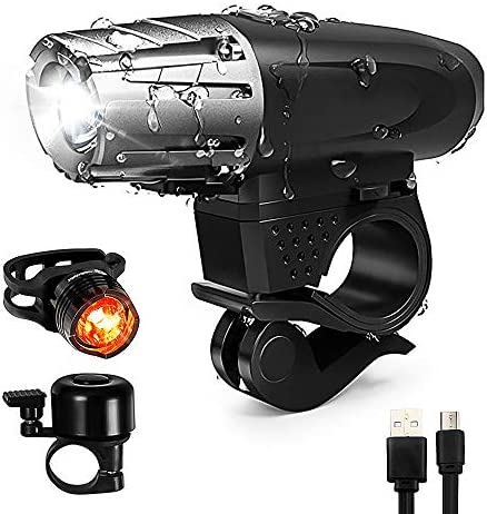 Bike Bicycle Light Set Rechargeable product image