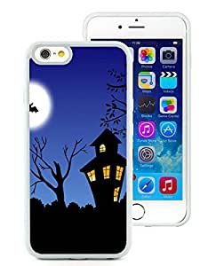 Recommend Design iPhone 6 Case,halloween night White iPhone 6 4.7 Inch TPU Case 1