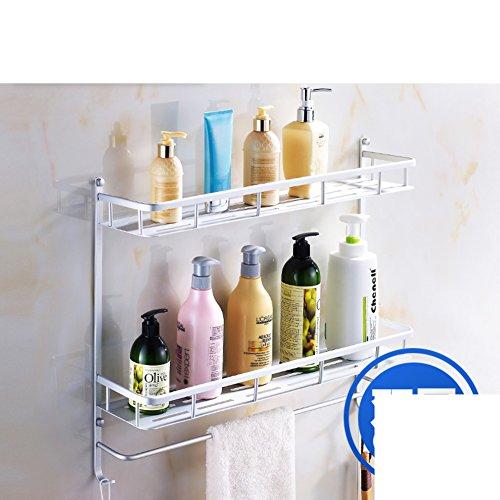 best Bathroom racks/Space aluminum bathroom corner rack/the shelf in the bathroom/Wall mounted bathroom rack/wall-D