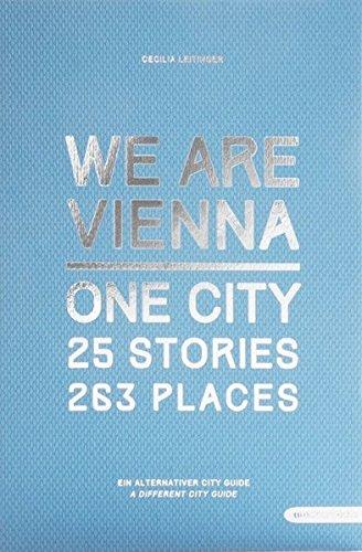 We Are Vienna: Ein alternativer Cityguide