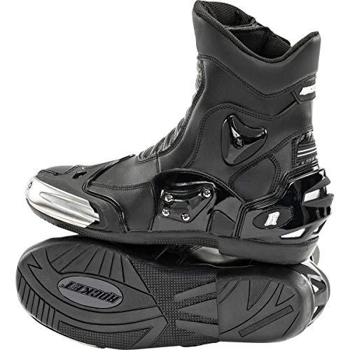 Joe Rocket Men's Superstreet Boots (Black, Size 10)