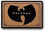 BXBCASEHOMEMAT Wu Tang Clan Floor mat Home