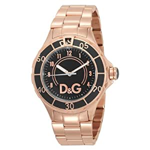 D&G Dolce & Gabbana Women's DW0660 New Anchor Analog Watch