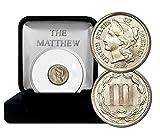1865 Nickel Three Cent Piece 1865-1889 Nickel None Not Graded