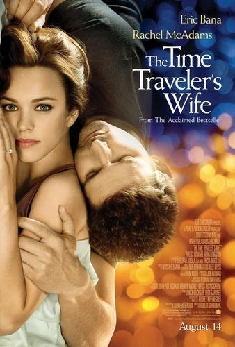 Time Travelers Wife The Movie Poster 11x17 Master Print