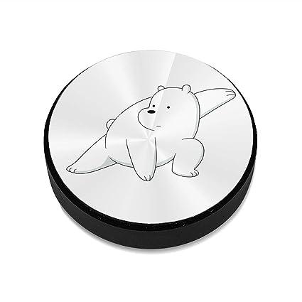 Amazon.com: We Bare Bears Ice Bear Universal Magnetic Mount ...