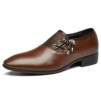 code promo 4e6da fff1f Feidaeu , Chaussures Professionnelles Homme - - Brown1, 46 ...