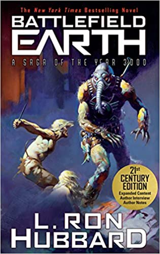 Image result for l ron hubbard battlefield earth