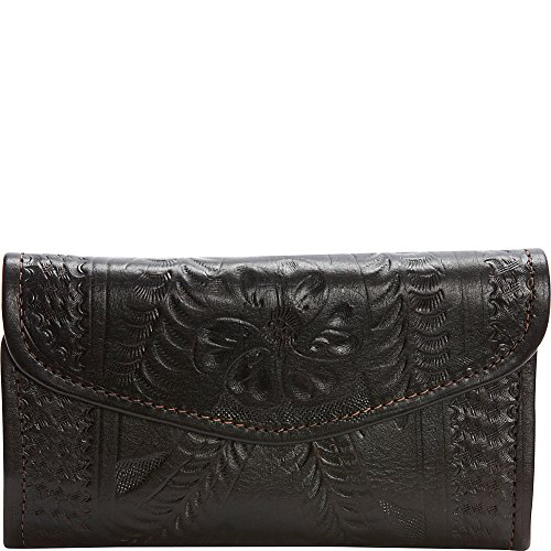 ropin-west-checkbook-wallet-brown