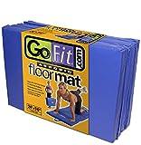 GoFit Aerobic Floor Mat, 24'' x 5' 6''