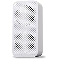 Portable Wireless Bluetooth Speakers - Mini Speaker For iPhone iPad - Best Small Bluetooth Speaker For Women For Men For Kids - Outdoor Speaker With Selfie Photo Shutter Remote USB - Best Gift - White
