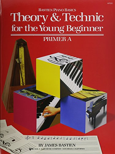 WP232 - Theory And Technic for the Young Beginner - Primer A - Bastien [James Bastien] (Tapa Blanda)