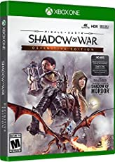 Middle Earth: Shadow of War - Complete Defintive Edition - Xbox One