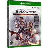 Middle Earth: Shadow of War - Complete Definitive Edition - Xbox One